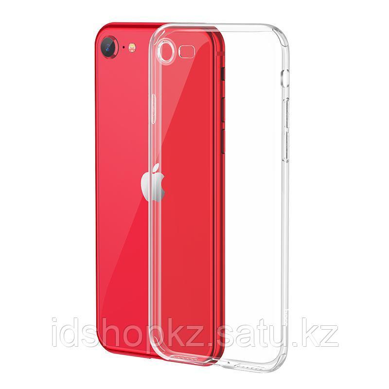 Чехол HOCO TPU Light Series для iPhone 7 прозрачный, 0,7 мм - фото 2