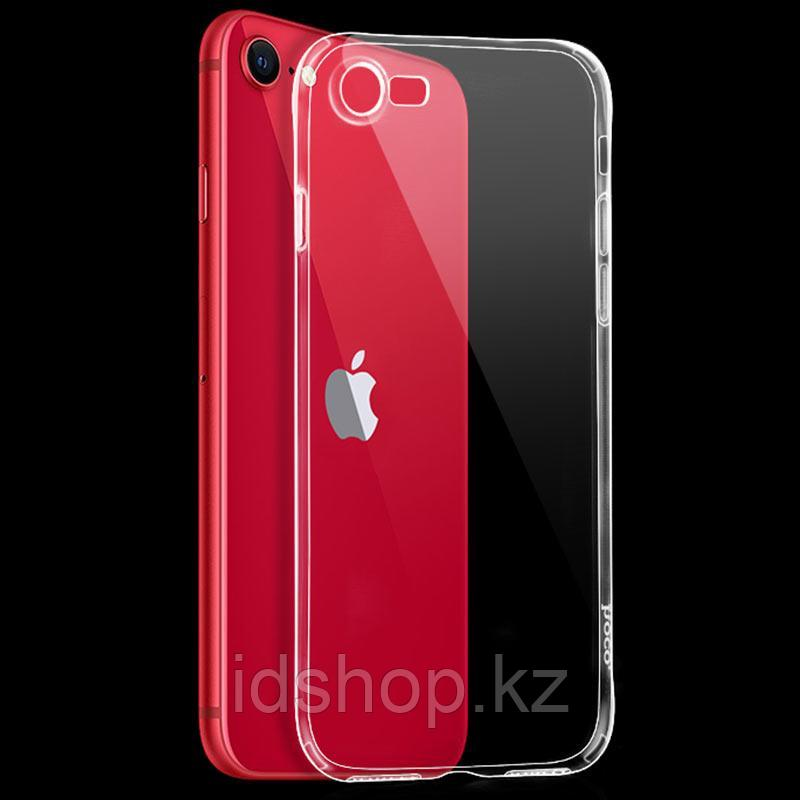 Чехол HOCO TPU Light Series для iPhone 7 прозрачный, 0,7 мм - фото 6