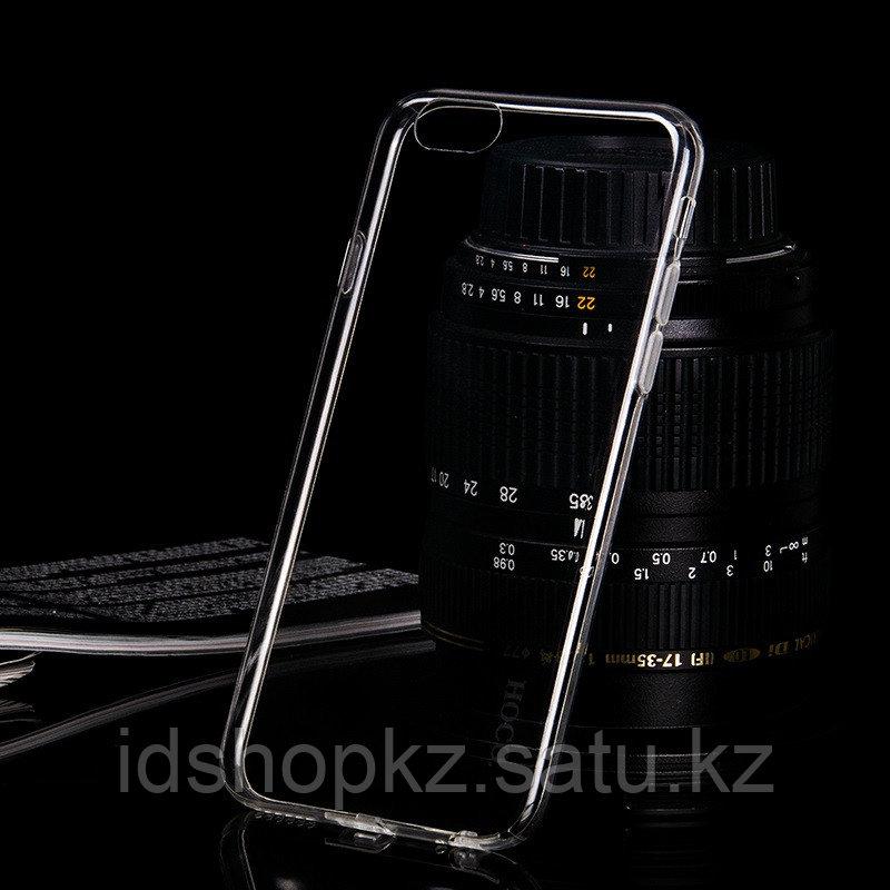 Чехол HOCO TPU Light Series для iPhone 6+/6s+, прозрачный, 0,6 мм - фото 8