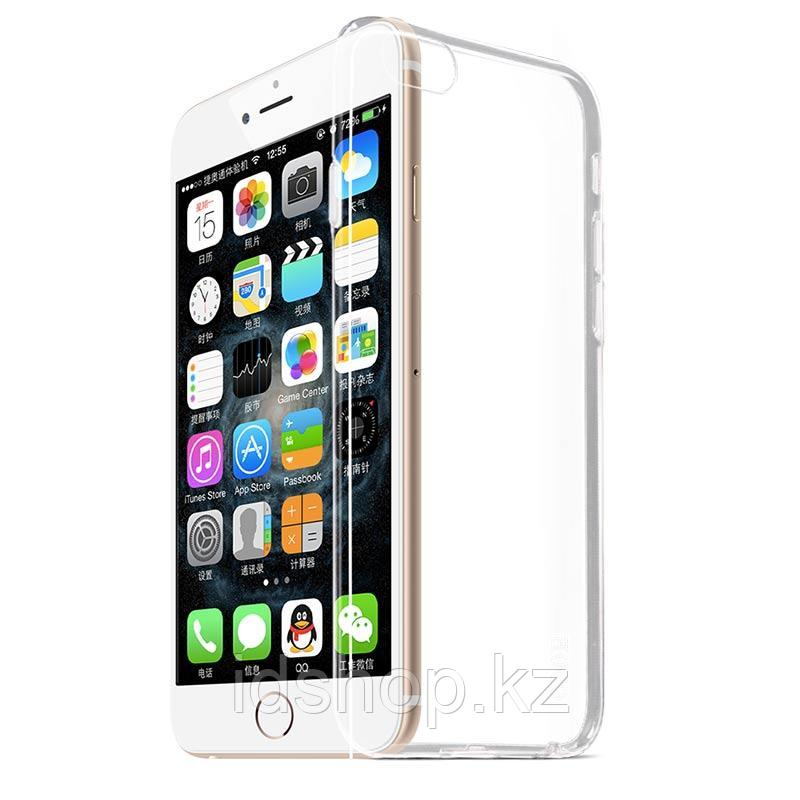 Чехол HOCO TPU Light Series для iPhone 6/6s, прозрачный, 0,6 мм - фото 2