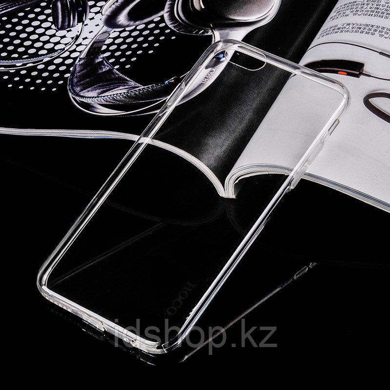 Чехол HOCO TPU Light Series для iPhone 6/6s, прозрачный, 0,6 мм - фото 7