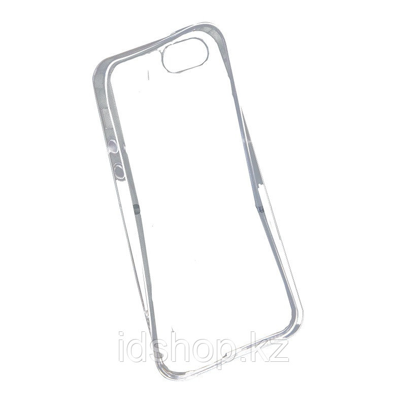 Чехол HOCO TPU Light Series для iPhone 5/5s/SE, прозрачный, 0,6 мм - фото 2