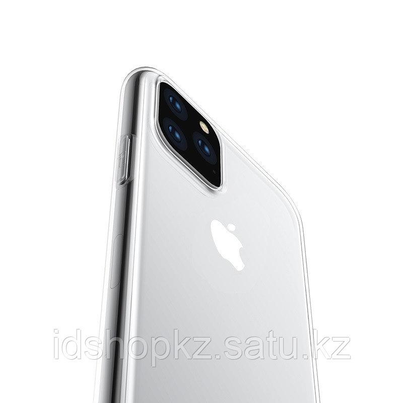 Чехол HOCO TPU Light Series для iPhone 11 Pro, прозрачный, 0,8 мм - фото 3