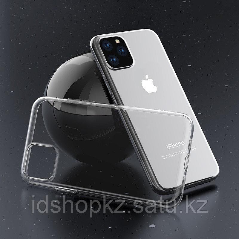 Чехол HOCO TPU Light Series для iPhone 11 Pro, прозрачный, 0,8 мм - фото 5