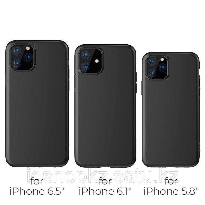 Чехол HOCO TPU Fascination Series для iPhone 11 Pro, черный, 0,8 мм - фото 8