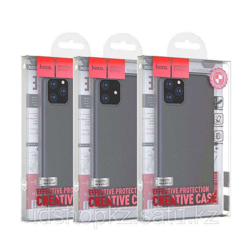 Чехол HOCO TPU Fascination Series для iPhone 11 Pro, черный, 0,8 мм - фото 9