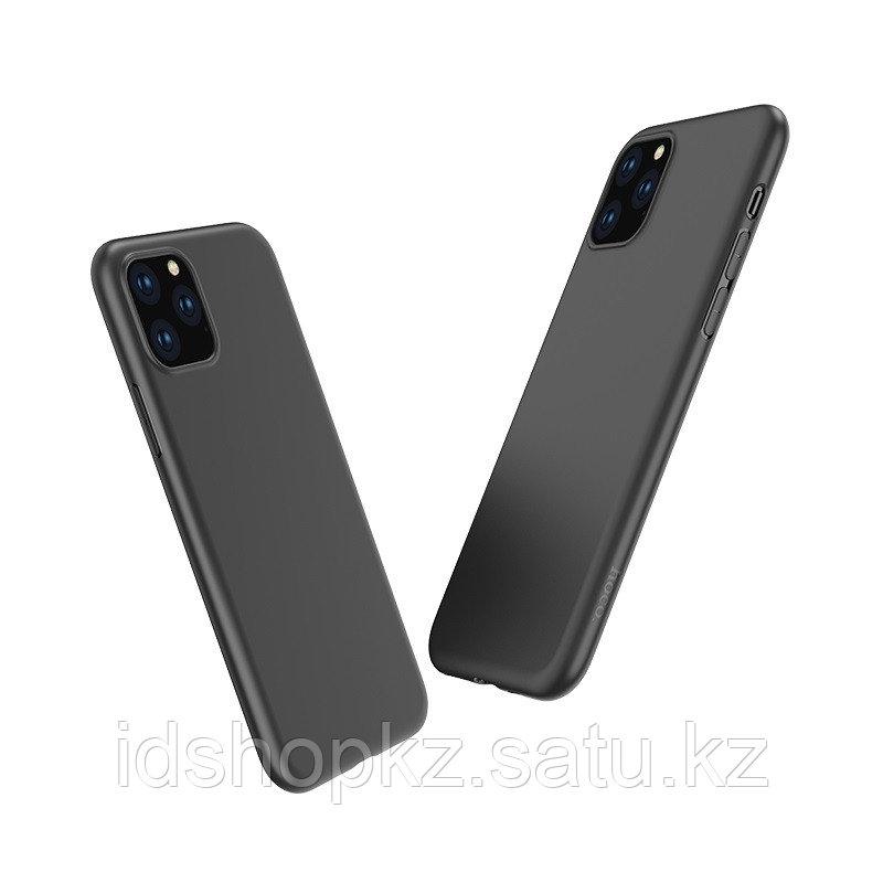 Чехол HOCO TPU Fascination Series для iPhone 11 Pro Max, черный, 0,8 мм - фото 2