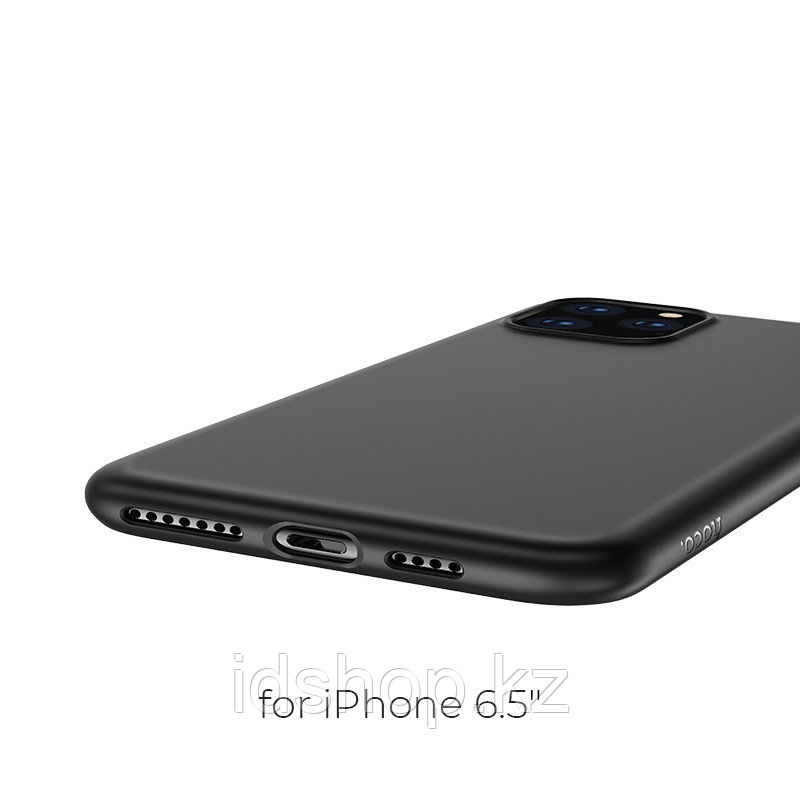 Чехол HOCO TPU Fascination Series для iPhone 11 Pro Max, черный, 0,8 мм - фото 3
