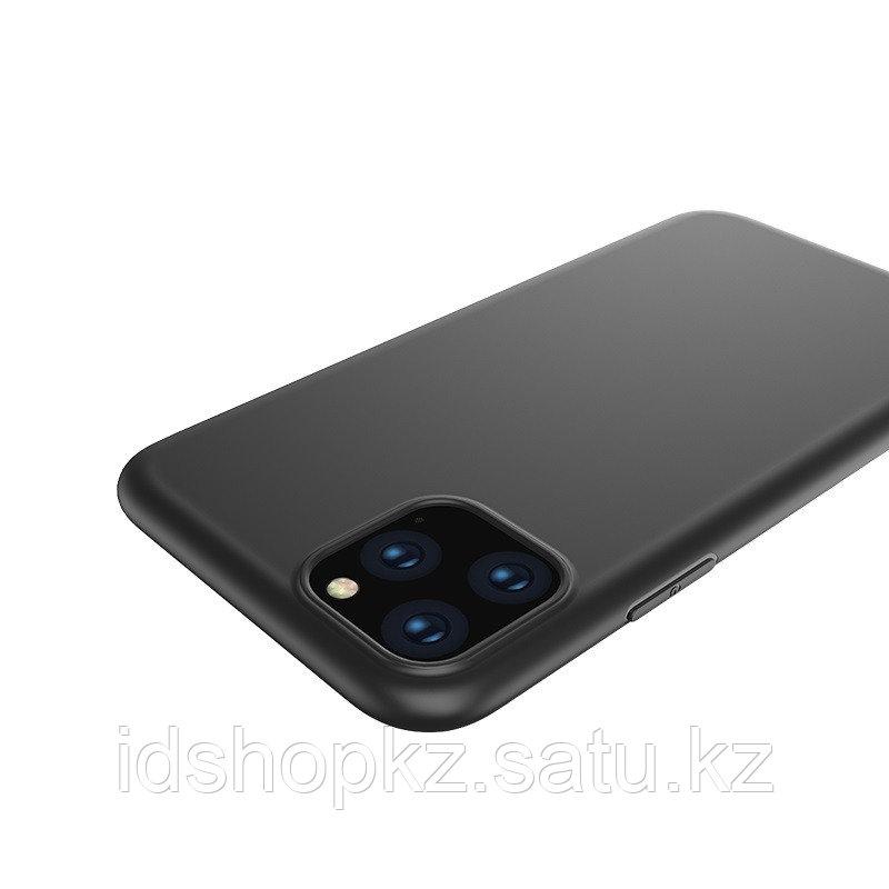 Чехол HOCO TPU Fascination Series для iPhone 11 Pro Max, черный, 0,8 мм - фото 4