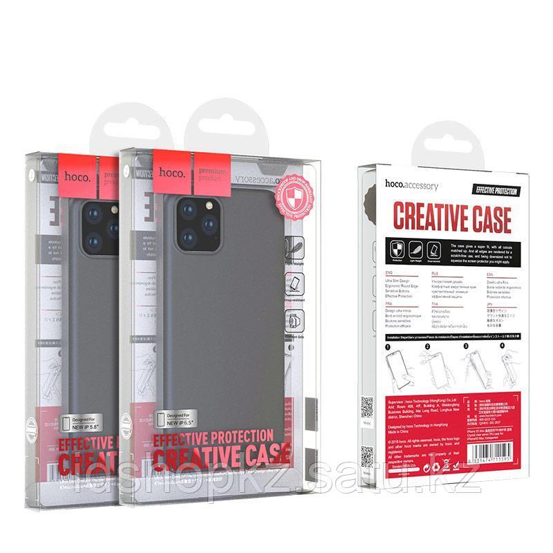 Чехол HOCO TPU Fascination Series для iPhone 11 Pro Max, черный, 0,8 мм - фото 9
