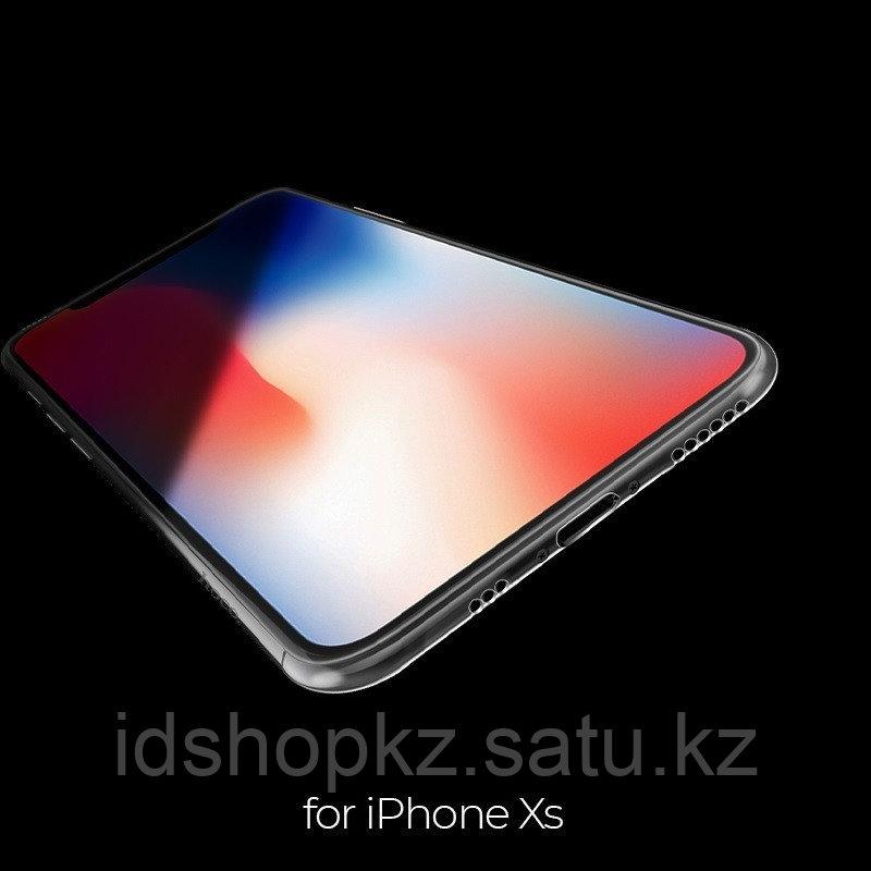 Чехол HOCO TPU Crystal clear Series для iPhone XS прозрачный, 0,8 мм - фото 9
