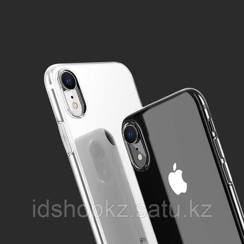 Чехол HOCO TPU Crystal clear Series для iPhone XR прозрачный, 0,8 мм - фото 7