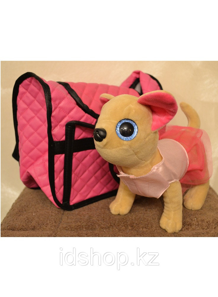 Интерактивная собачка в сумочке Chi Chi Love - фото 1