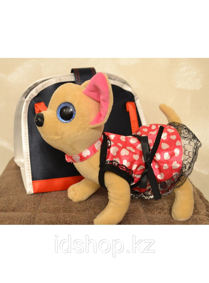 Интерактивная собачка в сумочке Chi Chi Love - фото 2
