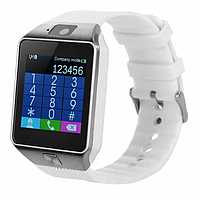 Часы Smart Watch DZ09 белые