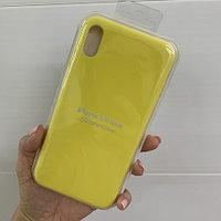 Чехол Silicone Case для Iphone XS Max, цвет 4