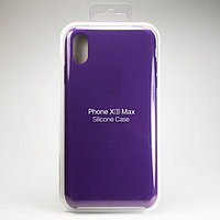 Чехол Silicone Case для Iphone XS Max, цвет 30