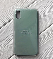 Чехол Silicone Case для Iphone XS Max, цвет 17