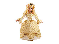 Карнавальный костюм Золушка Золотая размер 28 Батик