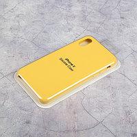 Чехол Silicone Case для Iphone X / XS, цвет 4