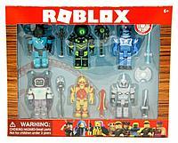 """Набор из 6 фигурок Роблокс """"Champions of Roblox"""""""