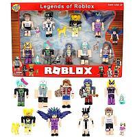 Набор фигурок Роблокс Legends и 9 фигурок с аксессуарами