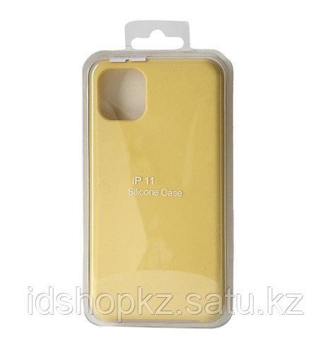 Чехол Silicone Case для Iphone 11, цвет 4