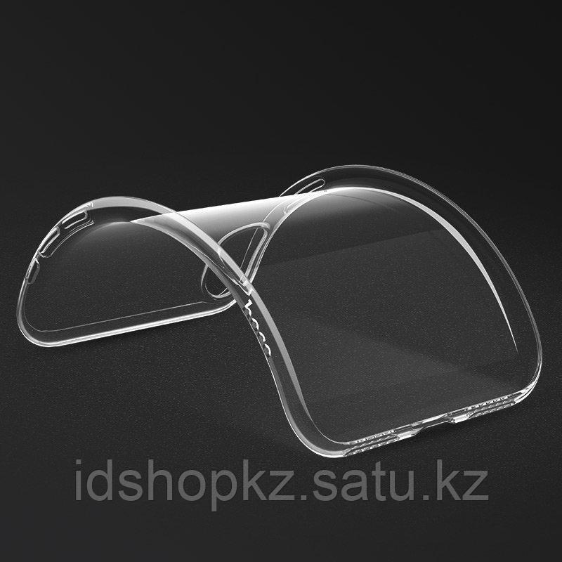 Чехол Hoco Light TPU для iPhone XS, прозрачный - фото 5