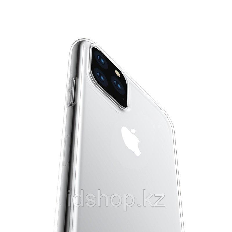 Чехол Hoco iPhone 11 Pro Max Light TPU, черный - фото 3