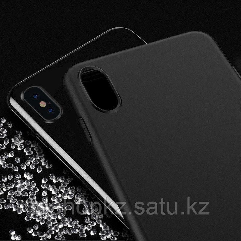 Чехол HOCO TPU Fascination Series для iPhone X черный, 0,8 мм - фото 1