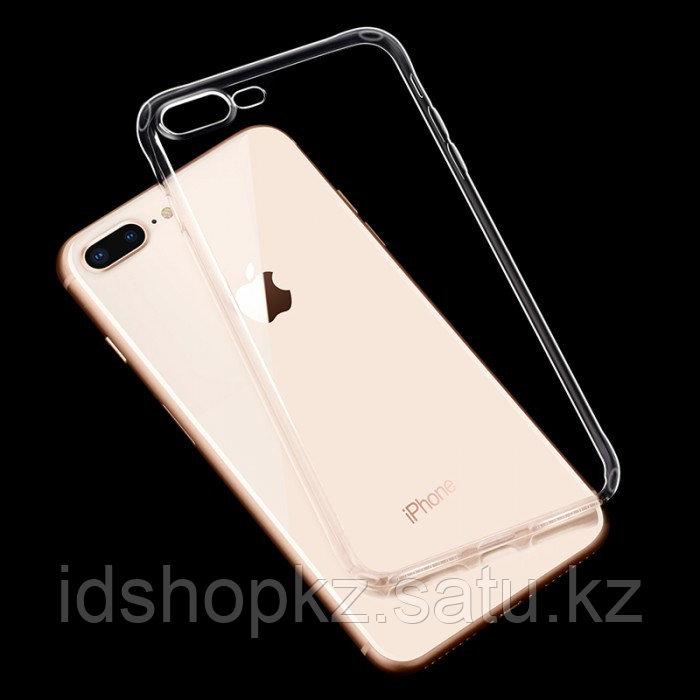 Чехол HOCO TPU Crystal clear Series для iPhone 7+/8+ прозрачный, 0,8 мм - фото 2