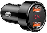 Автомобильное зарядное устройство Baseus CCMLC20A-01