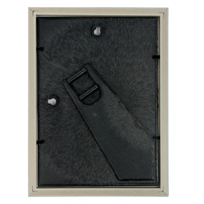 Фоторамка для фото 15х21 см Simple, голубая - фото 4