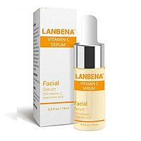 Отбеливающая сыворотка для лица Lanbena Vitamin C Serum