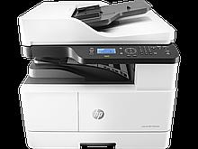 HP 8AF72A МФУ лазерное монохромное ч/б LaserJet M443nda, A3, 1200x1200 dpi, 25/13 ppm (A4/A3), Duplex, USB+Eth