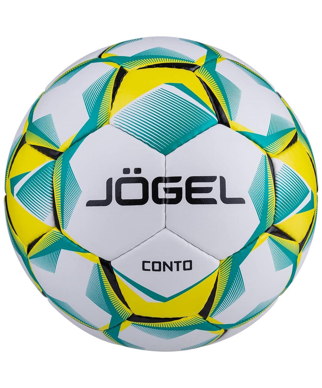 Мяч футбольный Conto №5 Jögel