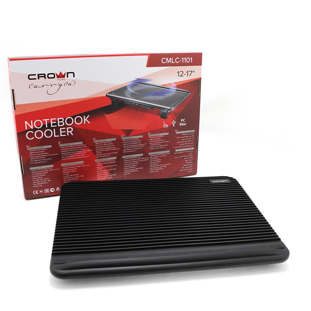 """Охлаждающая подставка для ноутбука CMLC-1101, 17"""""""