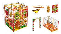 Детский игровой лабиринт 4 кв.м