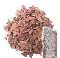 Кора лиственницы , 60 л ( фракция 5-10 см)