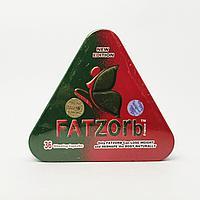 Капсулы для похудения Фатзорб Fatzorb треугольник 36 капсул оригинал