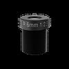 LENS M12 6MM F2.0 4P
