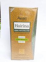Натуральный тоник для волос Хайрина 120 мл, Ayusri Hairina Herbal Hair Stimulator, фото 1