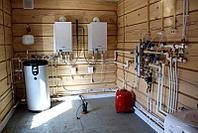 Монтаж системы отопления для частных домов и коттеджей