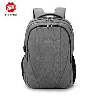 """Городской рюкзак для ноутбука 15,6"""" Tigernu T-B3399, серый"""