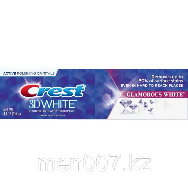 Crest 3D Glamorous White (Отбеливающая паста)