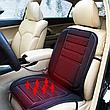 Универсальный коврик с подогревом для авто День отца!, фото 4