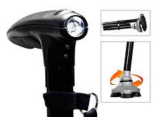 Трость телескопическая с подсветкой День отца!, фото 3