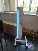 Облучатель кварцевый передвижной ( можно находиться во время работы , присуствовать)