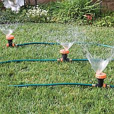 Спринклерная система для полива День отца!, фото 3