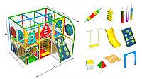Детский игровой лабиринт 7 кв.м